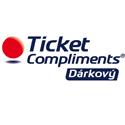 Ticket Compliments Dárkový
